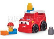 Megabloks First Builders hasičský vůz Freddy