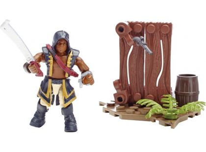 Megabloks Micro Assassin's Creed hrdina - Adewale