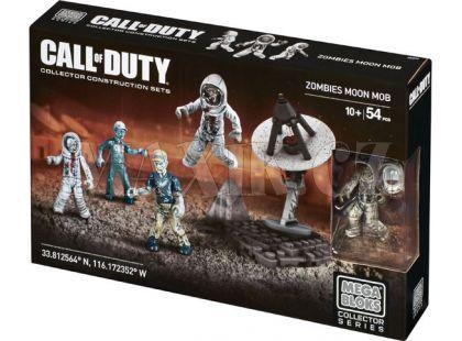 Megabloks Micro Call of Duty jednotka zombíků - Zombies Moon Mob