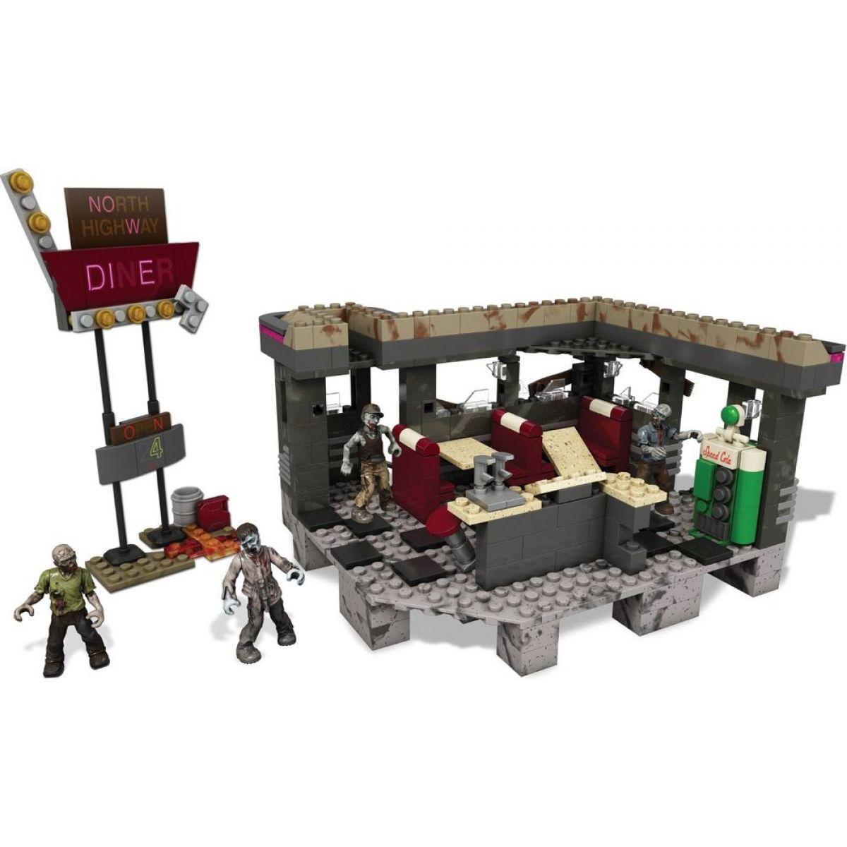 Megabloks Micro Call of Duty zombie bistro #2