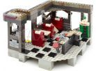 Megabloks Micro Call of Duty zombie bistro 5