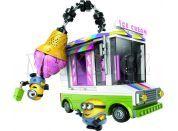 MegaBloks Mimoňové Zmrzlinářský vůz