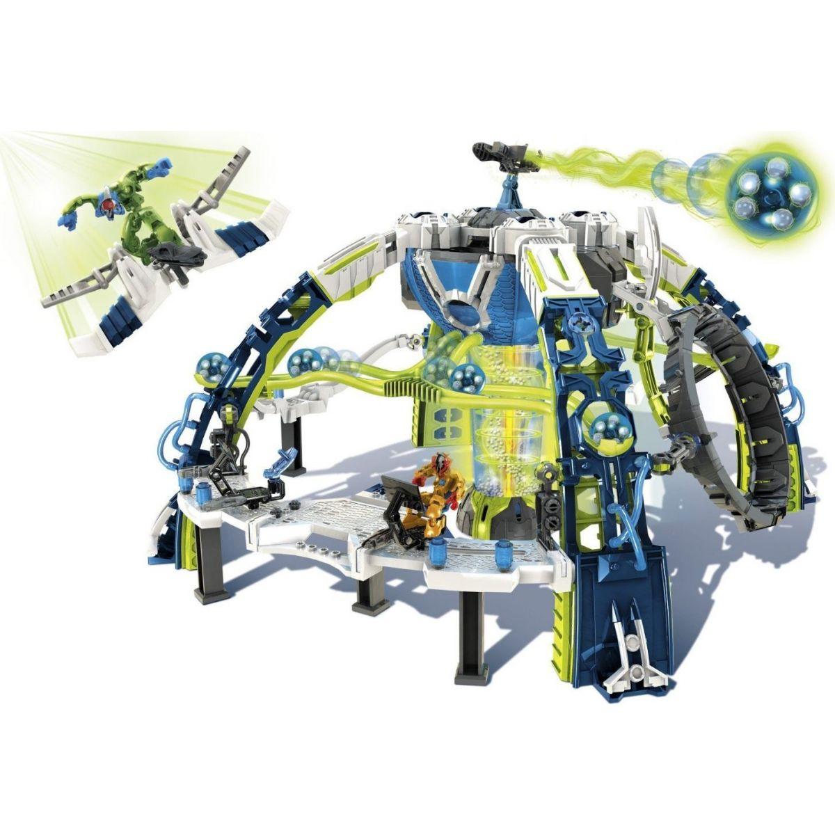 Megabloks Neo Shifters Hydrax Energy Base - Poškozený obal