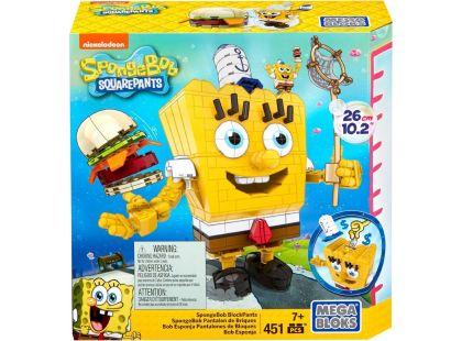 MegaBloks SpongeBob Postav si SpongeBoba
