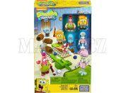 MegaBloks SpongeBob Střední set - Goofy Golf
