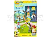 MegaBloks SpongeBob Střední set - Jellyfish Baseball