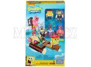 MegaBloks SpongeBob Střední set - Pirate Figure Set