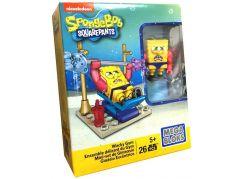 MegaBloks SpongeBob Základní set - Wacky Gym CNF63