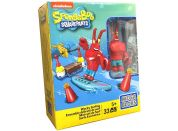MegaBloks SpongeBob Základní set - Wacky Surfing CNF64