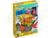 MegaBloks SpongeBob Závodníci - Patty Wagon Racer