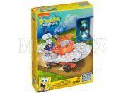 MegaBloks SpongeBob Závodníci - Squidward Racer