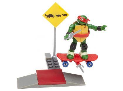 MegaBloks Želvy Ninja Pouliční trénink - Raph DMX32