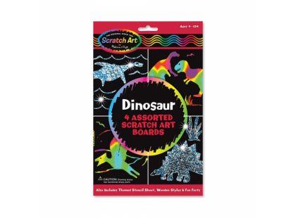 Melissa & Doug Samolepky Dinosaurus