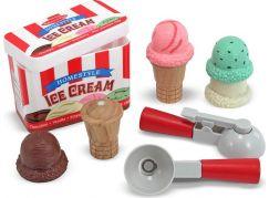 Melissa & Doug Set na kopečkovou zmrzlinu