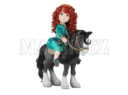 Merida Panenka a kůň Angus 36cm