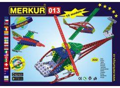 Merkur 013 Vrtulník