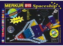 Merkur 015 Raketoplán
