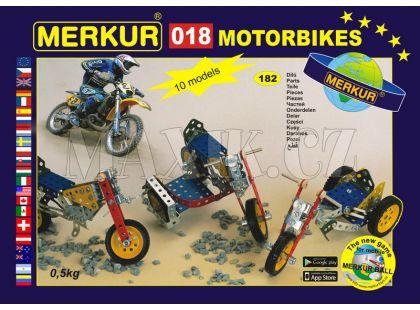 Merkur 018 Motocykly