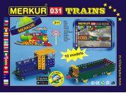 Merkur 031 Železniční modely 211d