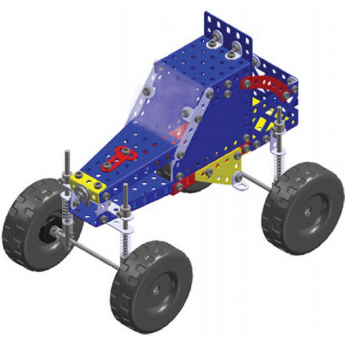 Stavebnice Merkur M 1.1 Stavebnice terénních vozidel