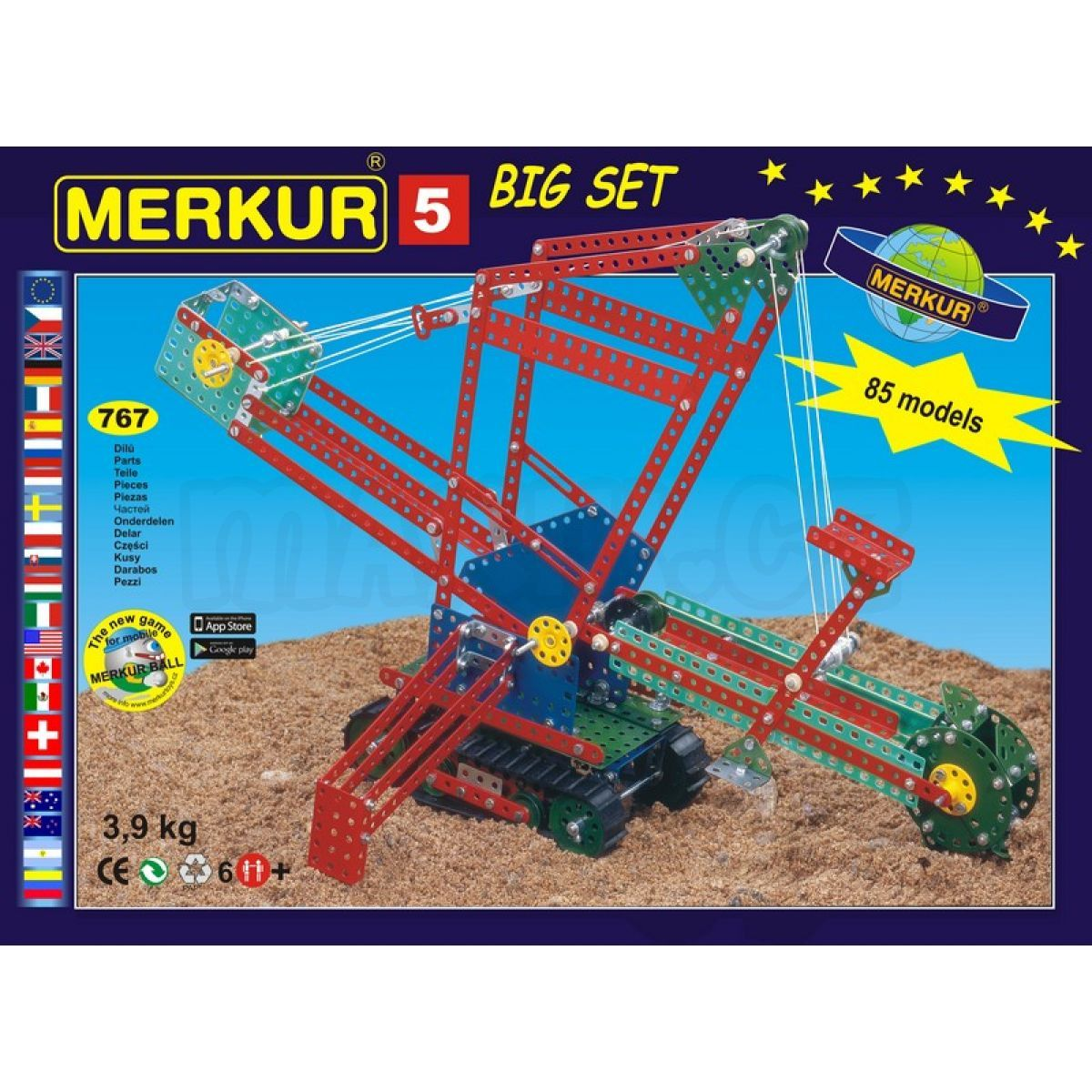Merkur M