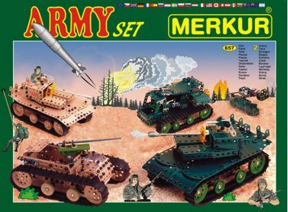 Merkur Army set