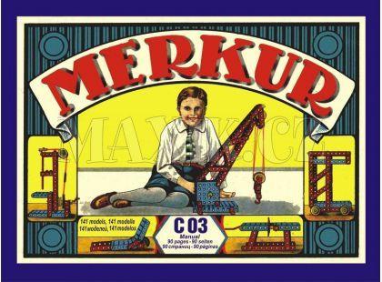 Merkur C03 Classic 141 modelů