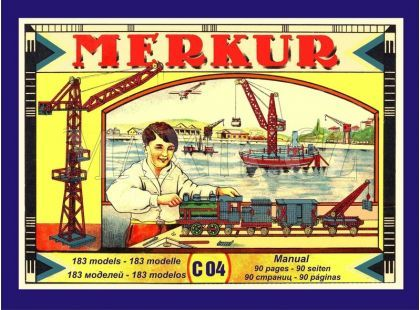 Merkur C04 Classic 183 modelů