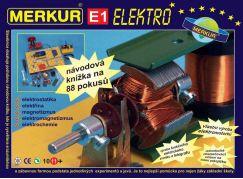 Merkur E1 Elektřina a magnetismus