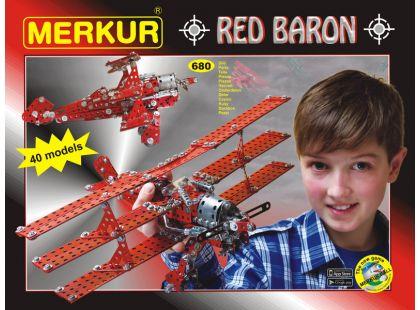 Merkur Red Baron 40 modelů