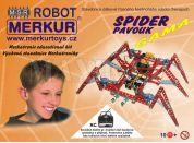 Merkur Robotický pavouk