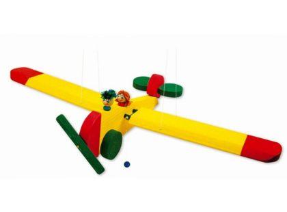 Mertens Dřevěné Letadlo