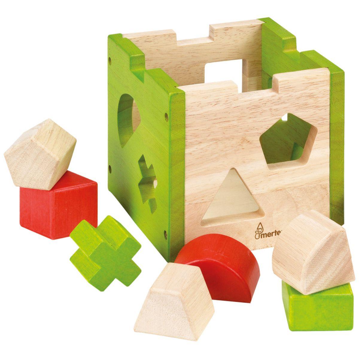 Mertens Krabička s tvary Geometric