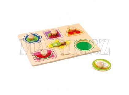 Mertens Vkládací puzzle tvary