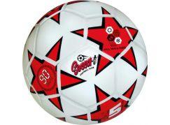 Míč Soccer Club červený 360g, 23 cm