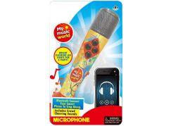 Mikrofon IPAD MP3 na baterie