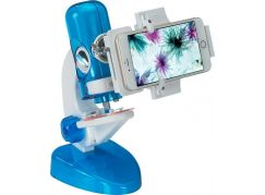 Mikroskop s držákem na Smartphone