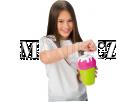 Milkshake Maker Výroba mléčného koktejlu - Růžovo-zelená 2