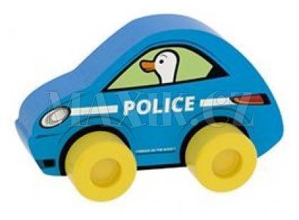 Millaminis Autíčko - Policie