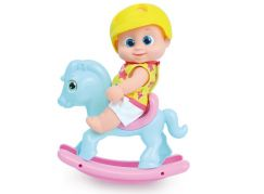 Miminko Bouncin Babies na koníkovi Baniel