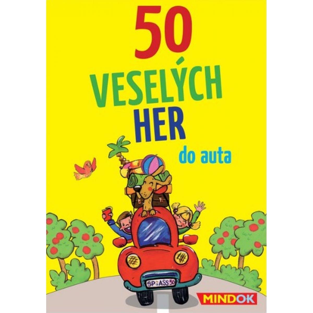 Mindok 50 Veselých her do auta