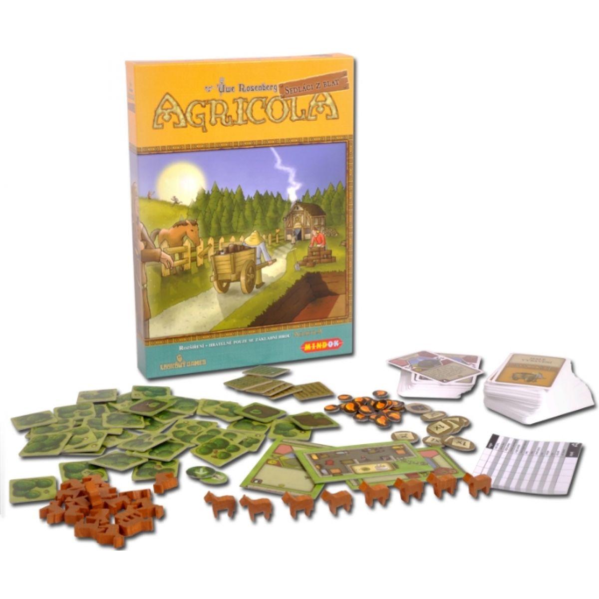 MindOK Agricola Sedláci z blat