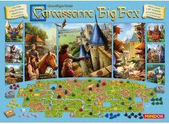 Mindok Carcassonne Big Box Základní hra + 11 rozšíření