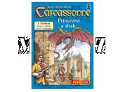 Mindok Carcassonne Rozšíření 3 Princezna a drak