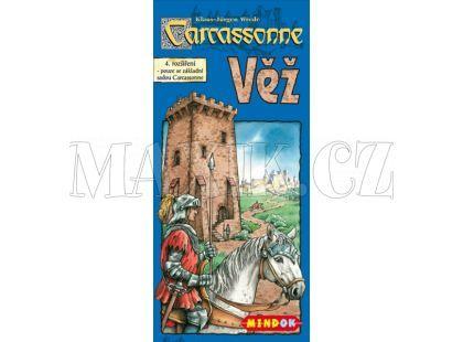 Mindok Carcassonne Rozšíření 4 Věž