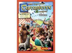 Mindok Carcassonne rozšíření 10 Cirkus