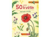 Mindok Expedice příroda 50 květin