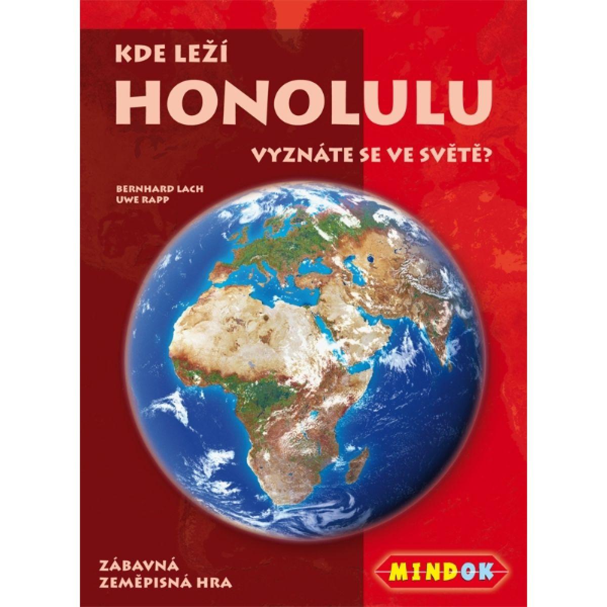 Mindok Kde leží Honolulu?