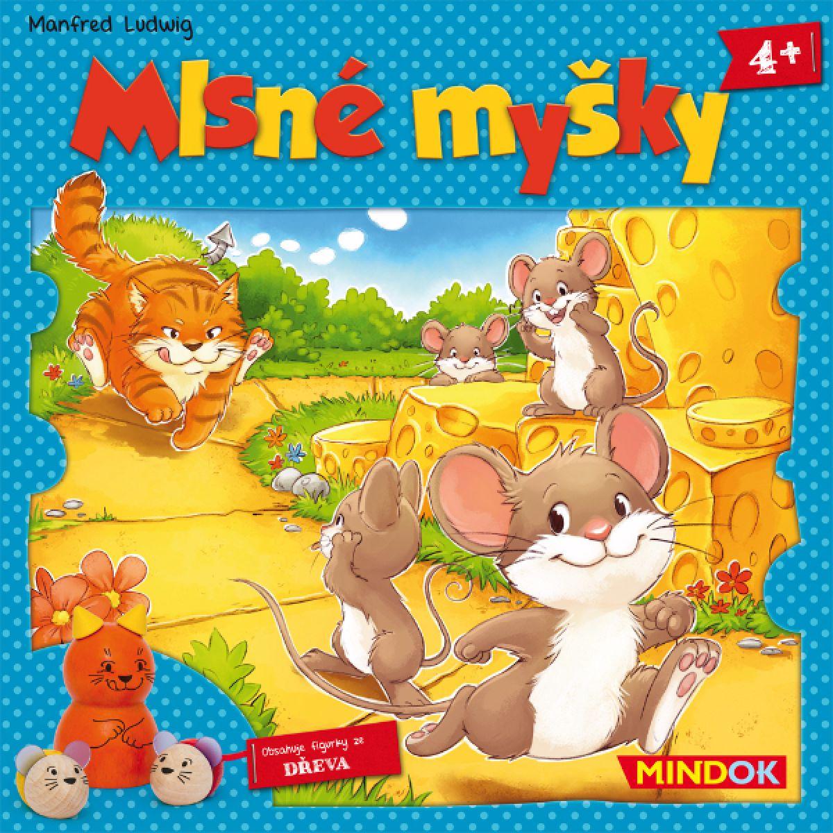 Mindok Mlsné myšky