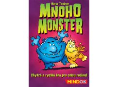 Mindok Mnoho Monster
